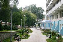 Санаторий–профилакторий «Волга» ФГУП «ПОЗИС»