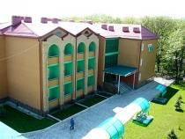 Санаторий «Лесной» корпорации «Казахмыс»